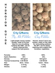 CG Hydrotons - (Clay Pebbles)