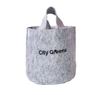 Fabric Grow Bags - 300 GSM - Round